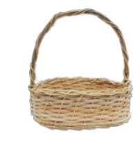 Flower Girl Basket ( 20 cm )
