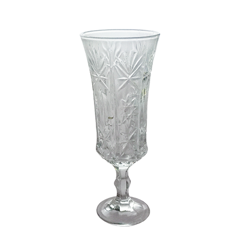 Crystal Champagne Glass (21 cm)