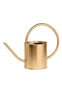 Gold Watering Can ( Excl. handle )