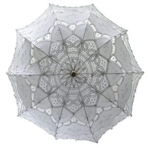 Embroidered Parasol