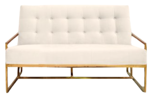 Two Seater Modern Sofa