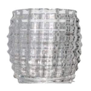 Crystal Votive Holder (6 cm)