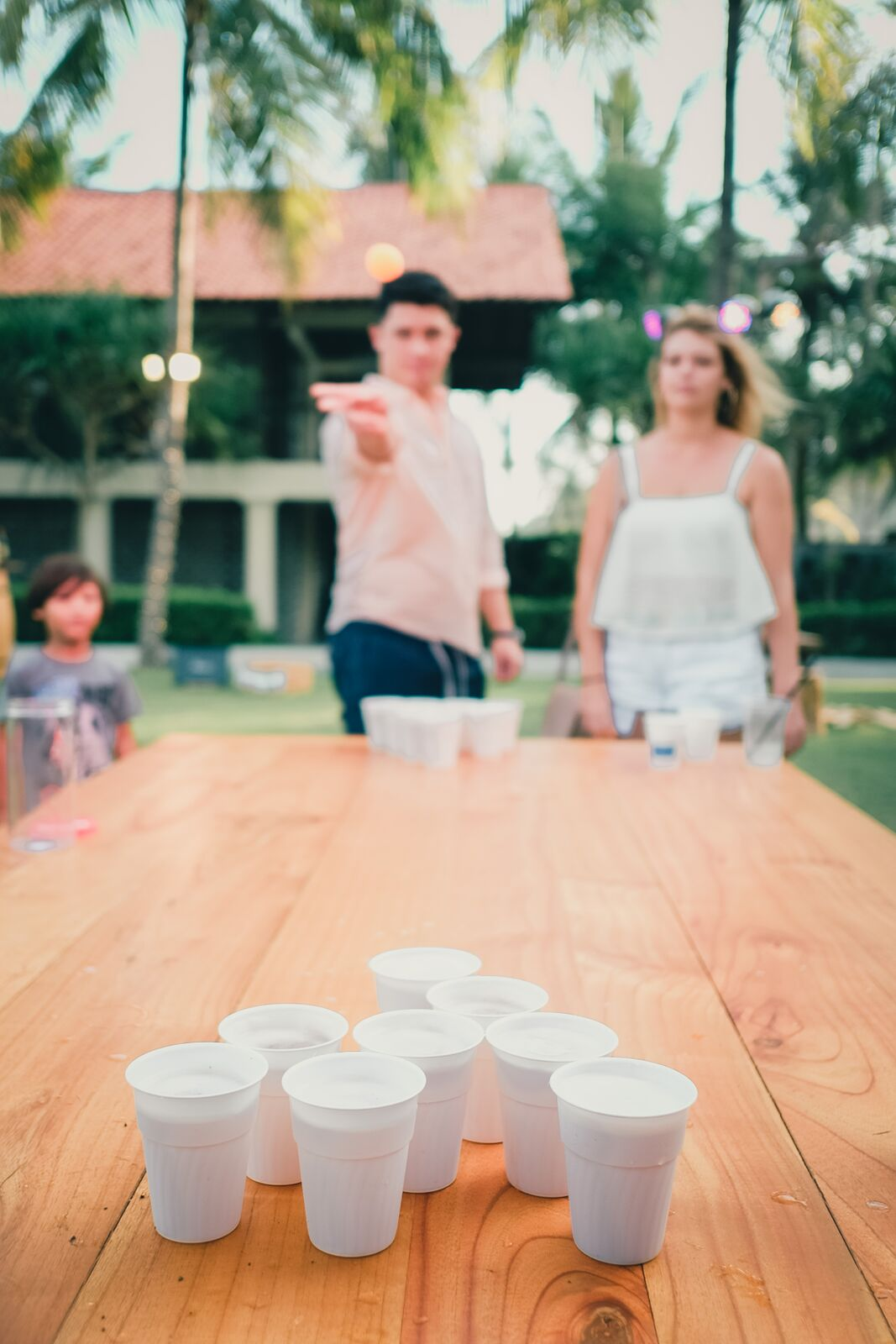 Beer Pong Table Game