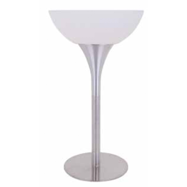 LED Plastic Bar Table