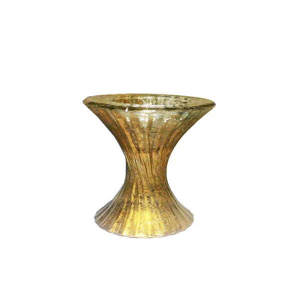 Mercury Gold Tealight