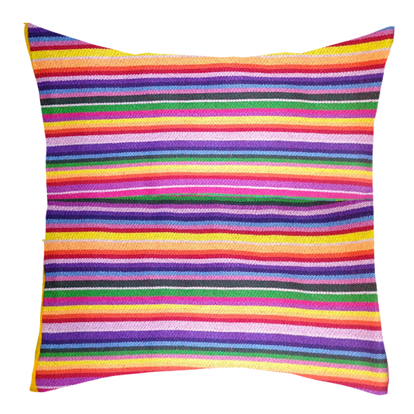 Mexican Serape Cushion