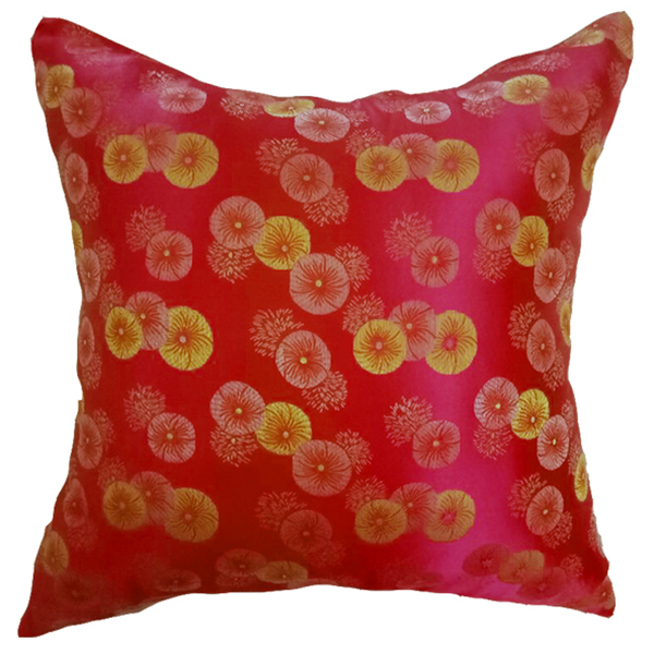Silk Chinese Cushion