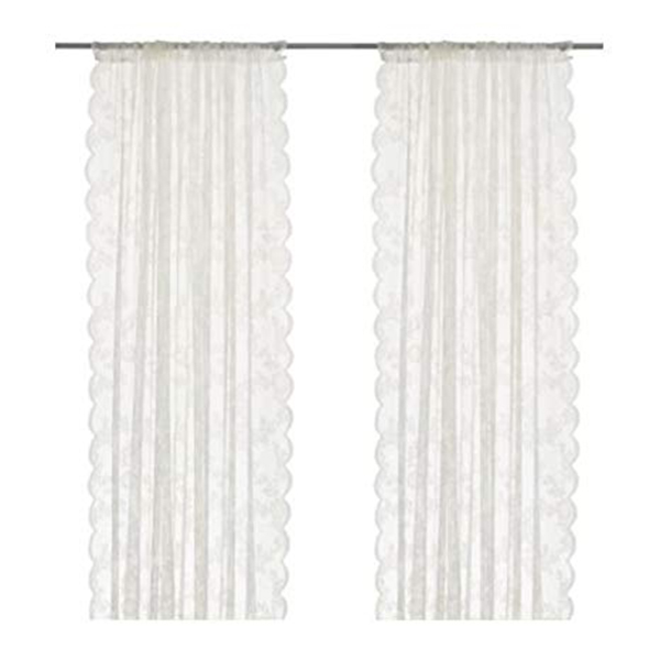 Tiffany Lace Curtain